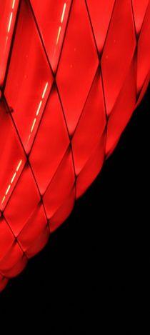 Red Baloon von Michael Beilicke