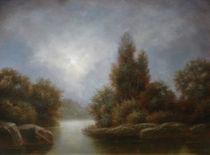 Mystic Moon by Paul Abrams