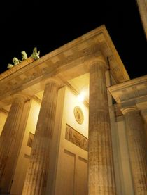 Berlin Brandenburger Tor von visual-artnet