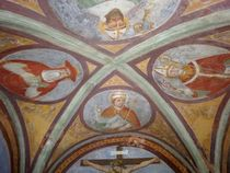 Tessin, Kapelle S. Rocco in Sant'Abbondio by visual-artnet