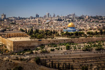 Jerusalem by gfischer