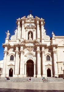 Catedral di SIRACUSA - citta' di Barocco - UNESCO von captainsilva
