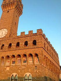 Florenz, Palazzo Vecchio von visual-artnet