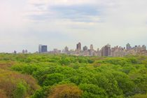 New York City, Central Park von visual-artnet