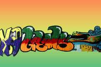 Graffiti by Bastian  Kienitz