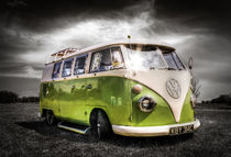 VW campervan  by ian hufton