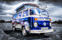 VW camper van by ian hufton
