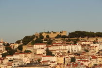 Castelo São Jorge (castle) von Mateus Francisco