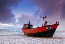 'Ostsee, Fischerboot' by Alexander Borais