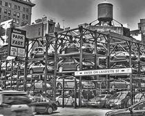 PARKING IN MANHATTAN by Maks Erlikh
