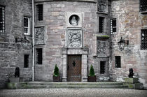 Glamis Castle. Doorway by RicardMN Photography