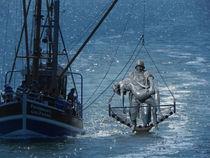 Fisherman's Girlfriend | Fischer sine Fru | Pescator ohne uxor von artistdesign