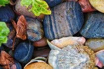 Colourful Stones by David Pringle