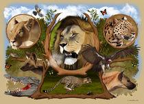 Africa 2 by Fernando Ferreiro