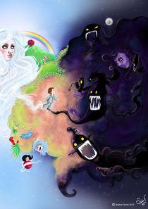 Rêveries cauchemardesques by Sophie ferrier