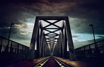 'railway  bridge.' by marunga
