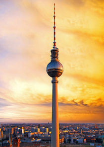 Berlin-television-tower