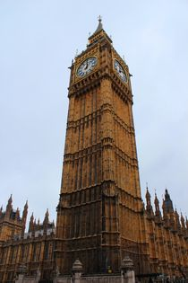 London, Big Ben von visual-artnet