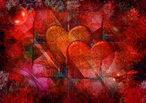 Rot wie die Liebe von Eckhard Röder