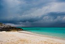 Approaching Storm, Rose Island, Bahamas von Shane Pinder