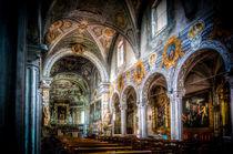 Saint George's Basilica (fuori le mura) by Traven Milovich