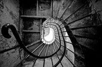 mystische Treppe von Kayan Özgenc