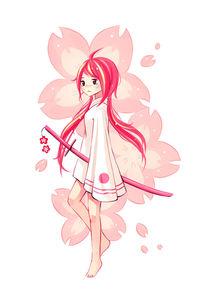 Sakura by freeminds