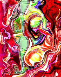 Abstract Colors 04351106 von Boi K' BOI