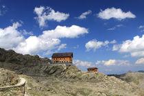 Stettiner Hütte (02) von Karina Baumgart