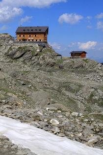 Stettiner Hütte (01) von Karina Baumgart