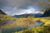 Regenbogen im Sarek Nationalpark, Schweden (07) by Karina Baumgart