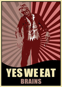 YES WE EAT! by Sandra Capljak