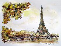 Seine et Paris by Ludo Sevcik