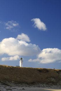 Leuchtturm von Hirtshals in Dänemark (04) von Karina Baumgart