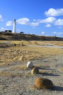 Leuchtturm von Hirtshals in Dänemark (03) von Karina Baumgart