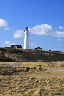 Leuchtturm von Hirtshals in Dänemark (02) von Karina Baumgart