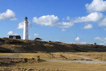 Leuchtturm von Hirtshals in Dänemark (01) von Karina Baumgart