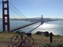 Golden Gate  by Azzurra Di Pietro