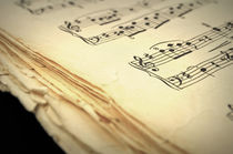 Old Sheet Music by aremak