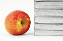 Books with Apple by aremak