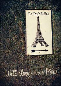 La Tour Eiffel von Sybille Sterk