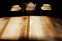 at the cafe by Elena Laska