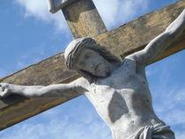 Jesus on the Cross by Ellen Bollinger