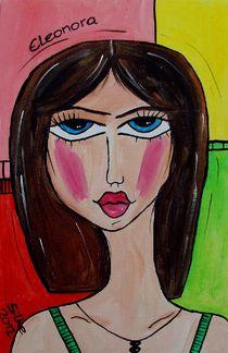 """Eleonora"" by Silke Heil-Sandberg"