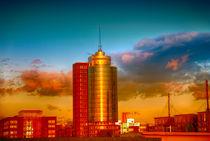 Tower in der Hafencity von fraenks