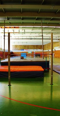 Sportshall II by Michael Beilicke