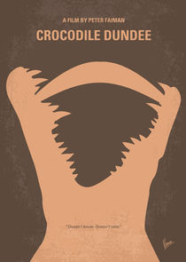 No210-my-crocodile-dundee-minimal-movie-poster