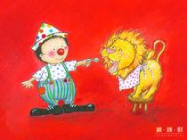 Bon appétit petit lion von sarah-emmanuelle-burg
