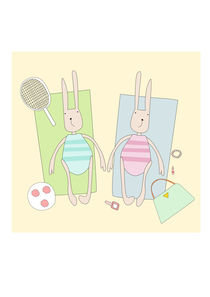beach bunnies von thomasdesign