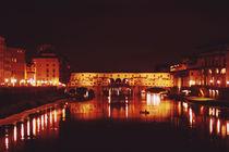 Ponte Vecchio by belladayys